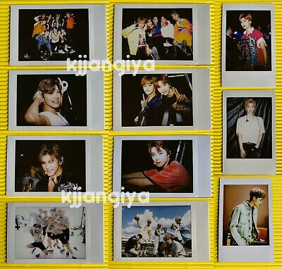 [PART 2] NCT WAYV SMTOWN Museum Photo Print Service Official Polaroid and PC
