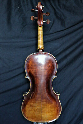 Very old violin - Sehr alte 4/4 Geige ~ 18. / 19. Jhd.