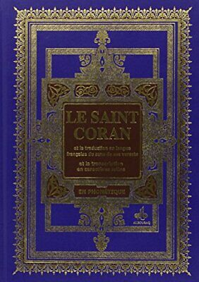 Le Saint Coran : Texte Arabe avec une traduction et introduction a l'etude