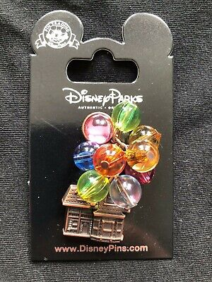 Disney Parks Pin Trading UP House Flying Balloons