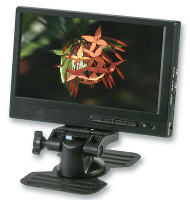 Pulse - LCD MONITOR 7'' - 12-24VDC - LCD Screens/Monitors - Audio Visual