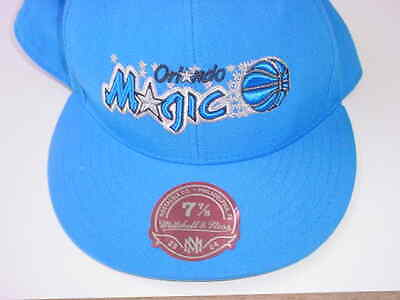 buy online 3bd58 47918 NBA BASKETBALL Orlando Magic baseball cap hat 7 7 8 Mitchell   Ness