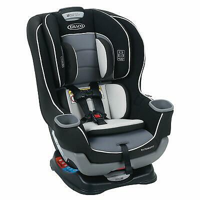 Graco Extend2Fit Convertible Car Seat Gotham
