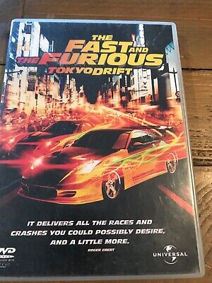 The Fast And The Furious Tokyo Drift - DVD