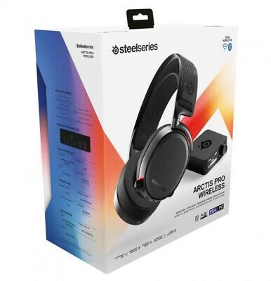 BRAND NEW and SEALED SteelSeries Arctis Pro Wireless Black PC/Playstation PS4