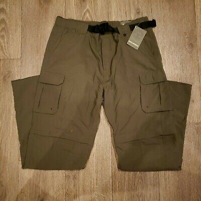 NWT Boy Scouts Of America Womens Switchback Uniform Pants Green Size Large