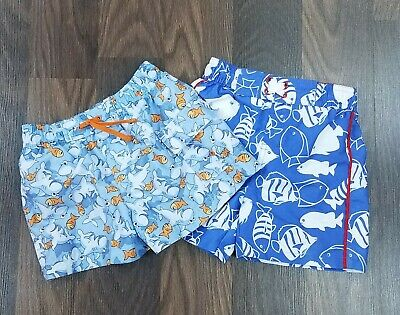 b5536dcd44 NWT MICK MACK Boys Toddler Swimwear Swim Trunks Shorts 18 months mos ...