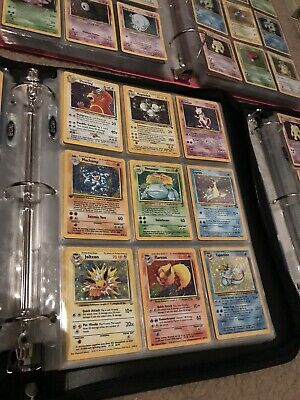 Original Rare 1st Edition Pokemon Cards Holo Vintage Included! 50 Card Lot