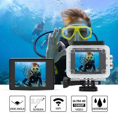 Waterproof Camera Mini Underwater 30M Diving Sports Action 720P HD Video Camera