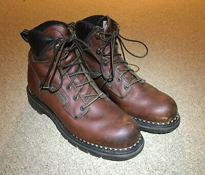 b00cf5274b7 RED WING 2436 Boots 100% Authentic Clearance Made In Usa Safety Toe ...