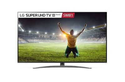 "65SM8100PTA LG  65"" Super UHD 4K AI ThinQ TV"