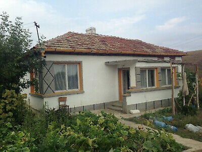 Property house home real estate 2670 sq.m. plot 12 km from Dobrich city Bulgaria