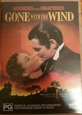 Gone With The Wind (DVD, 2000) Clark Gable t3