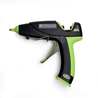 Surebonder DT-360F Auto Shut Off Dual Temperature Full Size Hot Glue Gun 60W