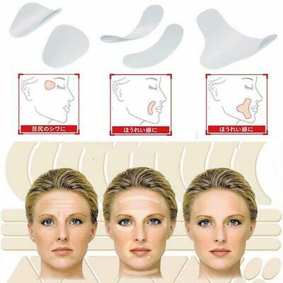 Ultra Thin Facial Lift Patches for Wrinkles & Lines Firming Skin New
