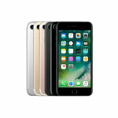 Apple iPhone 7- 32GB/128GB/256GB - All Colours- UNLOCKED/EE/VODAFONE- All Grades