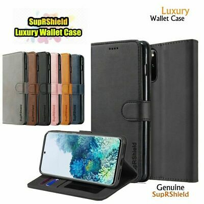 Samsung Galaxy Note 10 8 9 S8 S9 S10 Plus S10E Wallet Case Leather Flip Cover