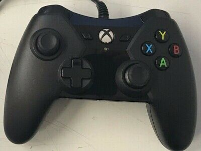 POWER A Wired Controller - Black - Microsoft Xbox One-Preowned Free UK P&Pxxx
