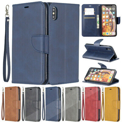 Leather Case Card Wallet Cover Stand For Xiaomi Redmi 5 6 7 Note 5 6 7 6A 5 Plus