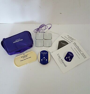 MicroDoctor Active - Pain Relief Microcurrent Therapy Unit.