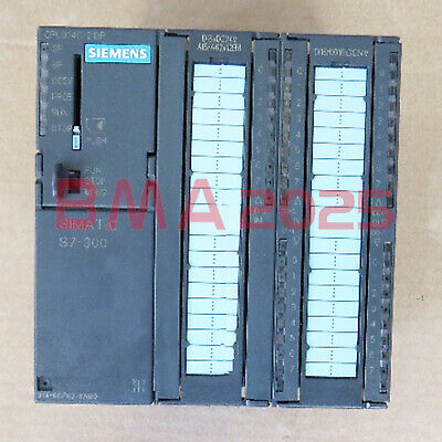 1PC Used Siemens 6ES7314-6CF02-0AB0 tested In Good Condition Fast delivery