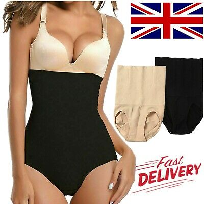 UK Shapermint Tummy Control Empetua All-Day Every Day High-Waisted Shaper Panty