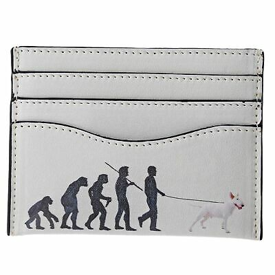 Jimmy the Bull A29623 Evolution of Man Card Holder