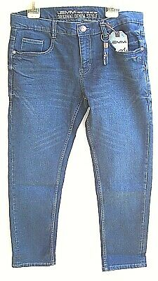 LEMMI Boys Jeans blue denim regular fit Gr. 152 SUPER BIG  UVP 35,95 €