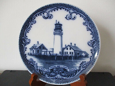 Circa 1910 Souvenir Highland Lighthouse Cape Cod Provincetown Massachusetts
