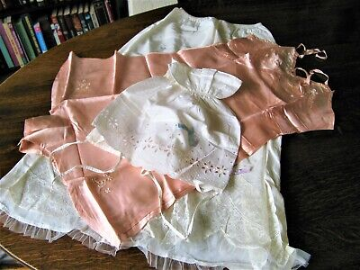 Three Vintage Items of Ladies Lingerie Circa 1940,s
