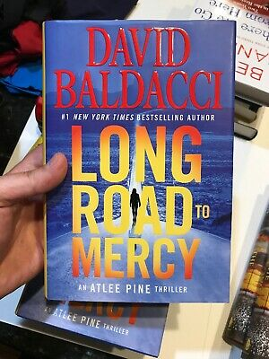 Long Road to Mercy (Atlee Pine) by David Baldacci - Hardcover 1st Edition
