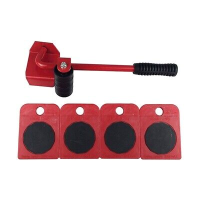 Furniture Lifter Sliders Simple Lifting Moving Tool Set of 5