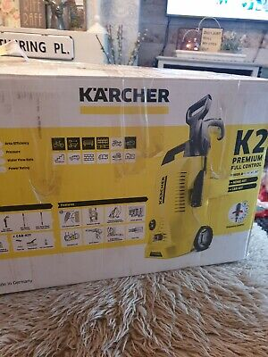 Karcher K2 Compact Home & Car Pressure Washer 110 bar (1.673-125.0)