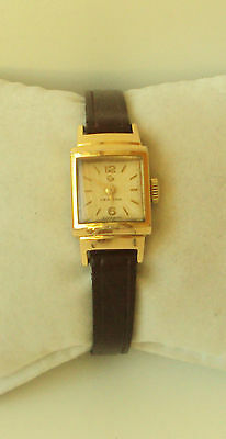 Vintage Art Deco*Certina*Swiss, Ladies Watch ,Works*Serviced* # 829