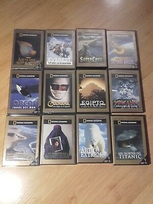 Dvd Documentales National Geographic Total 12 Dvd Leer Anuncio