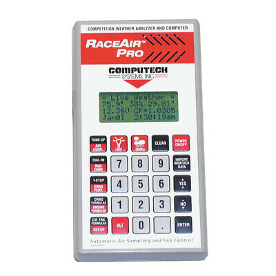 "Computech Systems Computech Weather Station RaceAir Pro All""One Digital 1000"