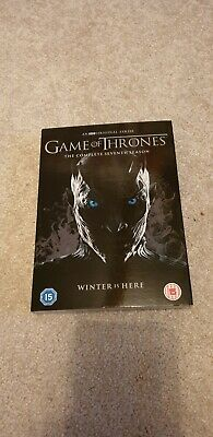 Game of Thrones Season 7 The Complete Seventh  Series