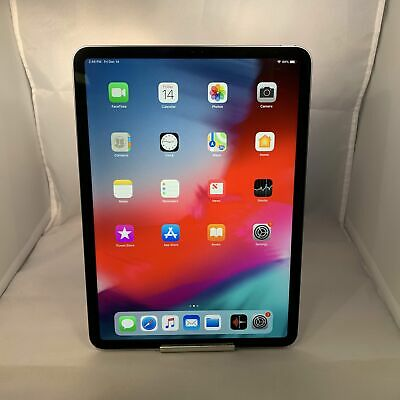 Apple iPad Pro 11-inch 256GB Space Gray WiFi Mint Condition
