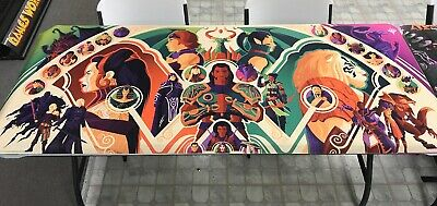 Mtg War Of The Spark 6ft Playmat Brand New In Box Magic The Gathering