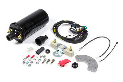 FAST Ignition Conversion XR-I Points to Electronic Rev Limiter