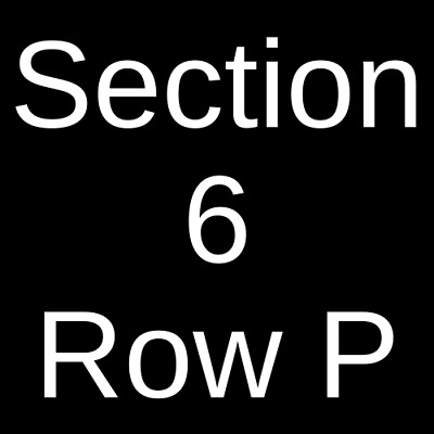 2 Tickets The Killers 7/5/19 Milwaukee, WI