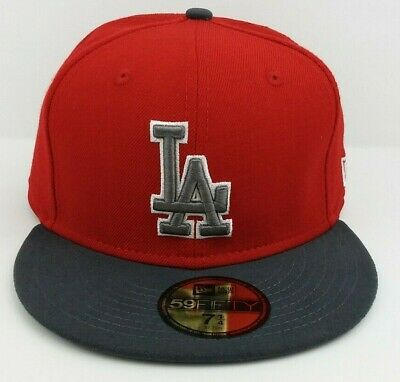 new style 4acb4 36dc0 New Era 59Fifty MLB Los Angeles Dodgers Hat Cap Size 71 4 Fitted
