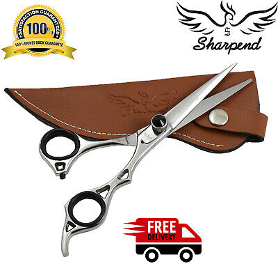 "Sharpend Professional Barber Hairdressing Scissors Shears 6.5"" In JAPANESE STEEL"