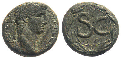 Byzantine` Basil II and Constantine VIII AE Class A2 Anonymous Follis