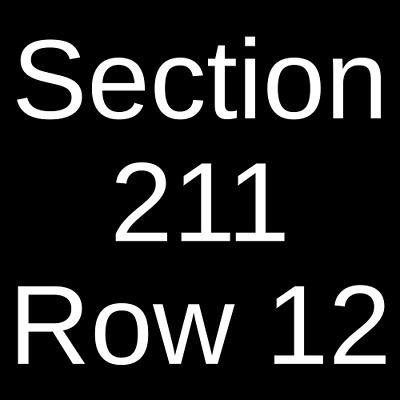 2 Tickets The Rolling Stones 8/1/19 MetLife Stadium East Rutherford, NJ