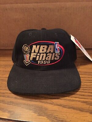 f22bbed6416575 1996 NBA Finals Snapback Hat Cap NEW WITH TAGS NWT Chicago Bulls Jordan  Seattle