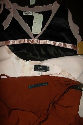 BULK LOT CLOTHING LADIES     Pre-owned  / 7 items