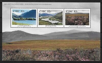 MONTENEGRO 2011 Tourism Nature Mountain Attraction Place MNH (sheet w/ 4 stamps)