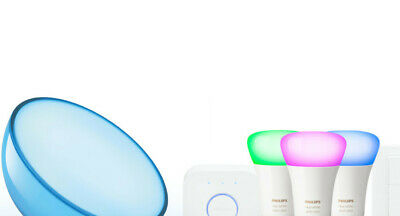 PHILIPS Hue White & Color Ambiance Starter Set