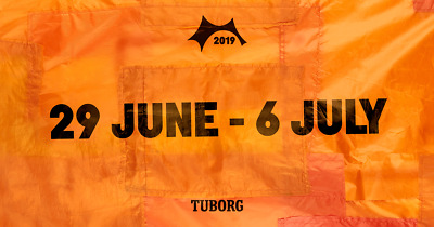 ROSKILDE FESTIVAL | Sleep-In Buses Camping | 1 Ticket | Sold Out |